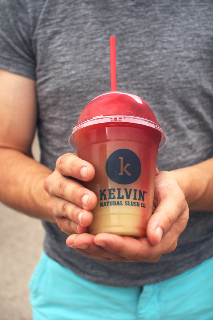 kelvin natural slush