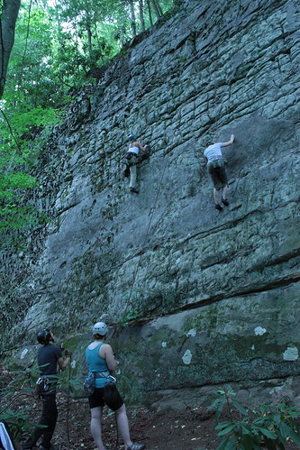 New River Mountain Guides at New River Gorge National Park