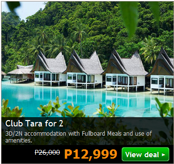 Club Tara Surigao Promo for 2