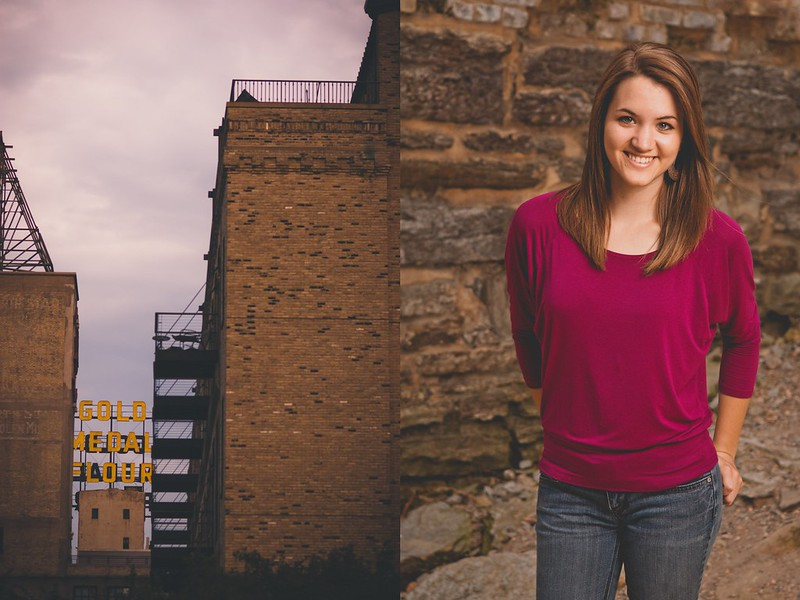 Stone Arch Bridge Portraits