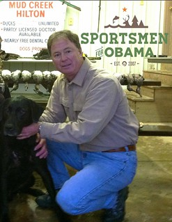 Lee H—A Sportsman for Obama
