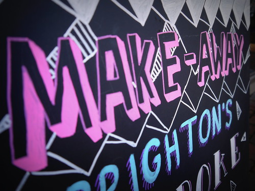 Make Away - Retail Ready People in Brighton