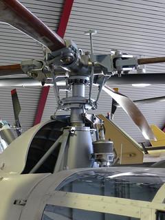Rotorkopf: MBB Bo 105