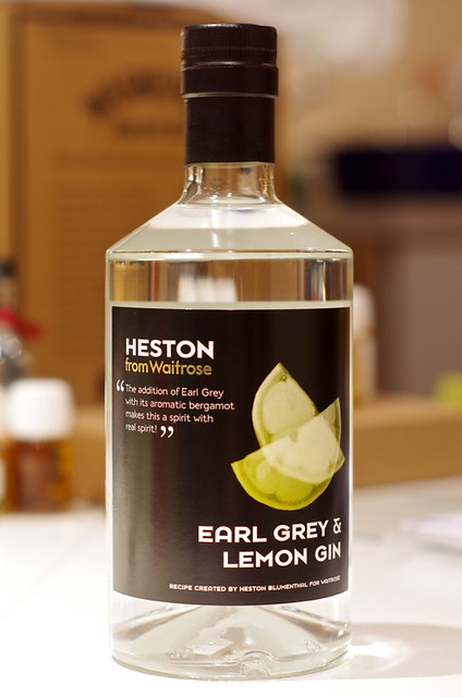 Heston's Gin