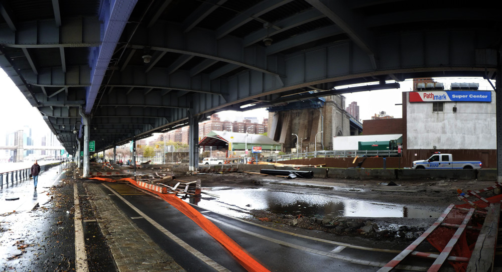 Under the Highway pano