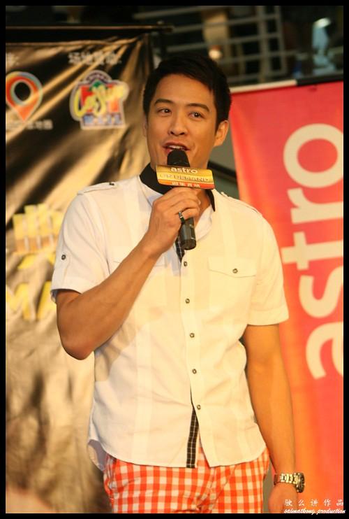 Jason 陈智燊 @ 《Astro On Demand我的最爱颁奖典礼2012》入围名单发布会以及TVB艺人造势活动 ASTRO ON DEMAND AWARDS 2012