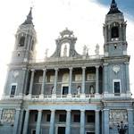 Image of Catedral de la Almudena near Madrid. square squareformat normal iphoneography instagramapp uploaded:by=instagram foursquare:venue=4adcda38f964a520523c21e3