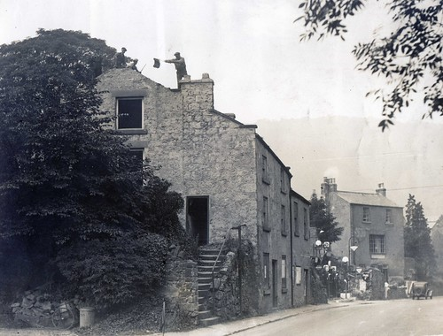 Matlock Bath, Derbyshire