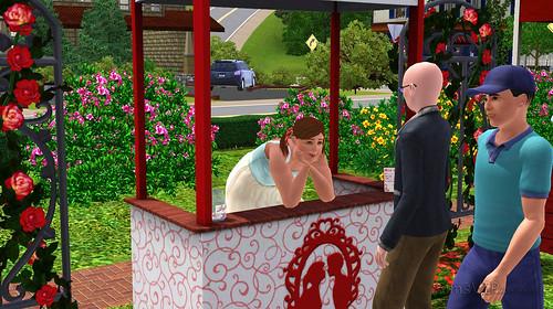 kissing booth three
