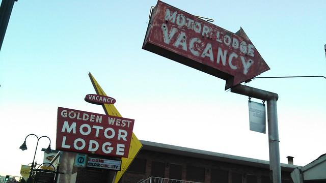 golden west motor lodge