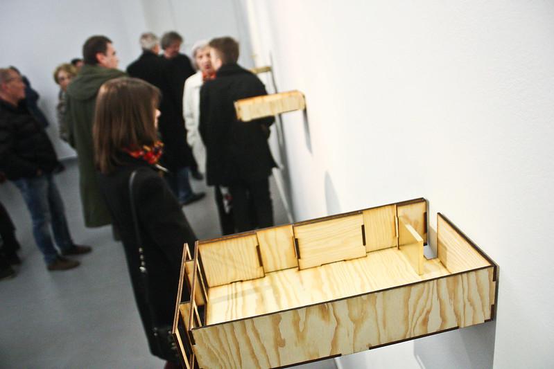 Lucia Gašparovičová a Matej Bezúch: Kovy (vernisáž výstavy)
