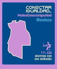 Provincia de Mendoza. Conectar Igualdad 4 AÑOS