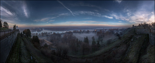 morning winter sky panorama sun mist building art nature fog sunrise landscape haze scenery pano serbia countries un belgrade canondslr fortress canoneos danube утро 6d панорама небо природа солнце туман пейзаж искусство зима крепость здание сербия рассвет постройка строение kalemagdan страны белград lightroomart дымка canoneos6d дунай панорамнаяфотография akryphotoart §waterstates specifictothiscatalog ilobsterit