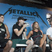 Metallica Live in Singapore 2013 Press Conference