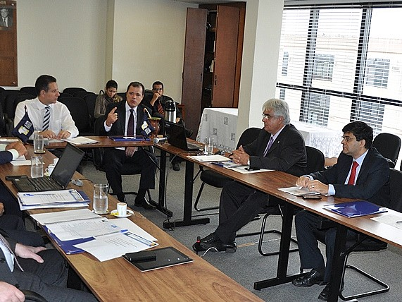 Agenda de Reuniões e Visitas - Março 2014