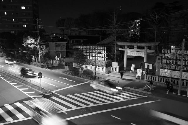 Boulevard Shrine