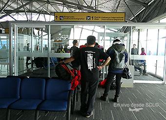 PUQ embarque internacional (RD)