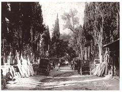 Üsküdar Karacaahmet Cemetery, 1875