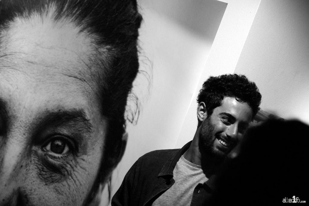 Exposition photographique Testament Manouche - Vernissage