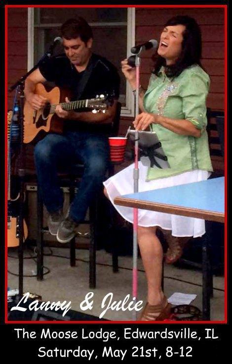 Lanny & Julie 5-21-16