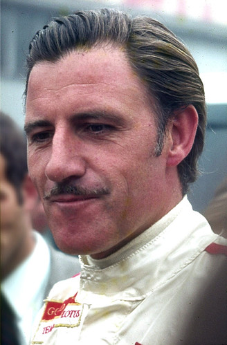 Graham Hill in 1969