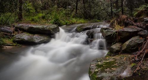longexposure water waterfall au australia nsw newsouthwales castlehill leefilters cattaicreek