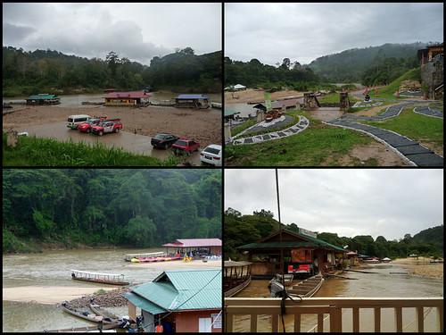 Taman Negara trip May 2012 - Kuala Tahan
