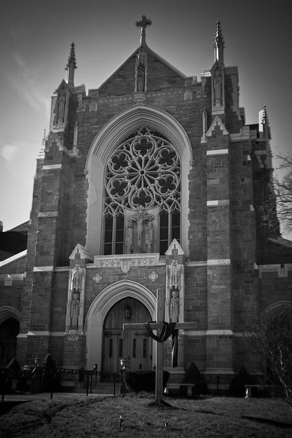 St. Paul's Roman Catholic Church, Clifton NJ | Flickr ...