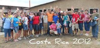 Coata Rica 2012