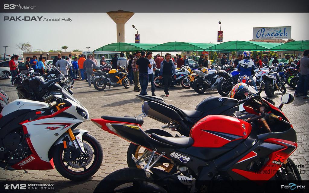 Fotorix Waleed - 23rd March 2012 BikerBoyz Gathering on M2 Motorway with Protocol - 6871372708 7fde3b4cef b