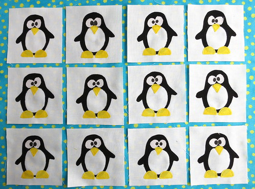 12 Penguins