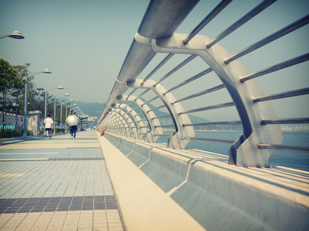 Ma On Shan Waterfront Promenade