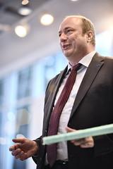 Armin Roßmann, Leiter des OPC-Sitzentwicklungsteams