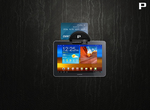 Samsung Galaxy Tab Card Swiper