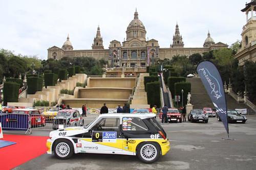 IX Rally Costa Brava Històric 2012
