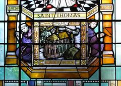 St Thomas chapel on London Bridge
