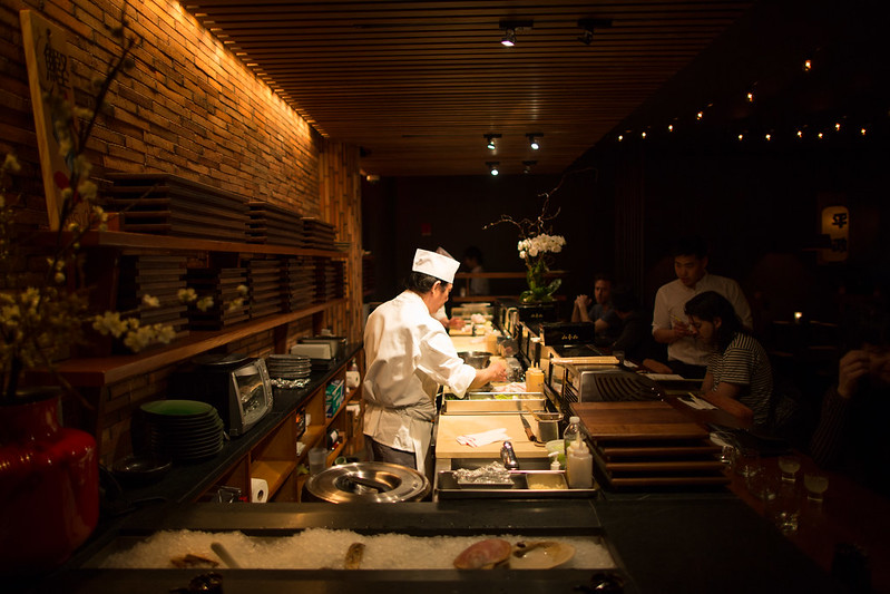 Blue Ribbon Sushi Izakaya - New York-1830