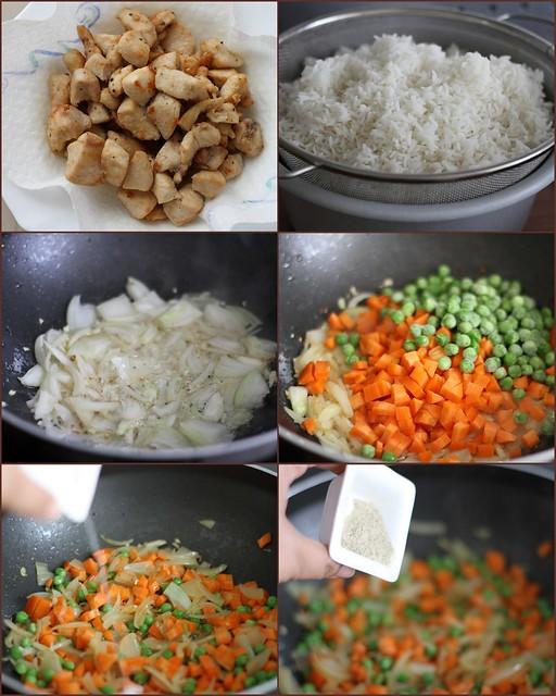 Chicken Fried RiceMkg1