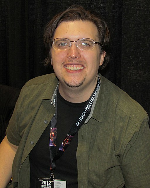 Header of Andy Runton (novelist)