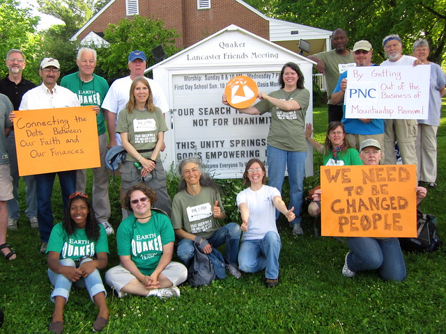 Lancaster, PA, USA | Quakers are connecting the dots ...