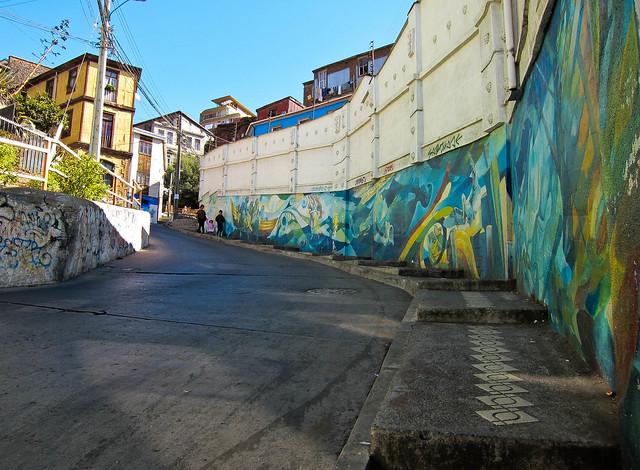 Street Art of Valparaíso: A Photo Essay
