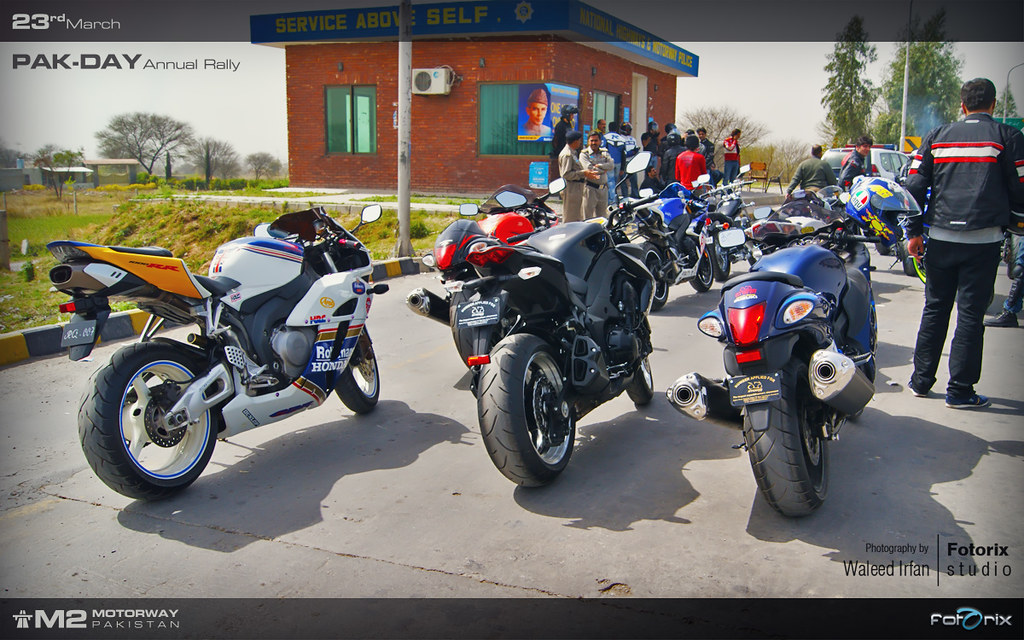 Fotorix Waleed - 23rd March 2012 BikerBoyz Gathering on M2 Motorway with Protocol - 7017390151 853220607a b
