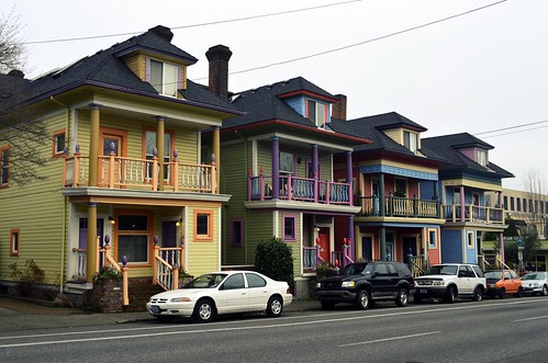 Portland's own painted ladies