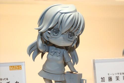 Nendoroid Takatsuki Ichika (uncolored prototype)