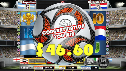 Football Frenzy free spins