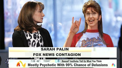 TODAY SHOW WITH SARAH PALIN