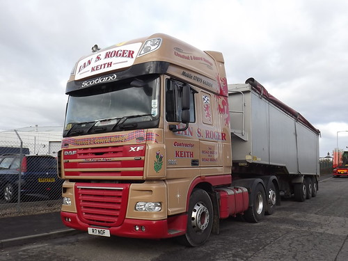 R7 NOF Daf Xf Ian S roger Keith THE FORGIE FLYER