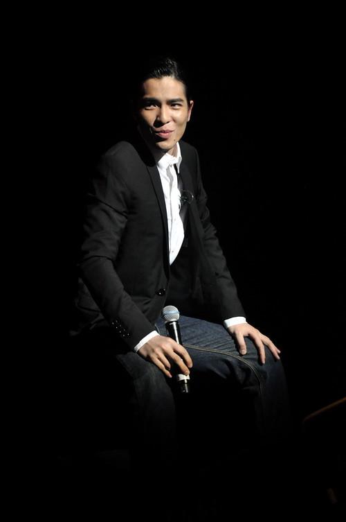 Asian Music Festival  2012 Jam Hsiao 7