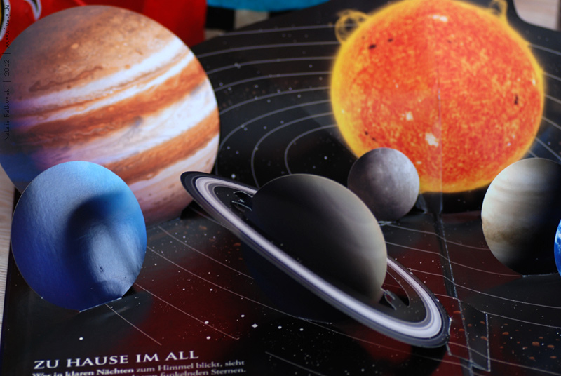 A planet-book of my son