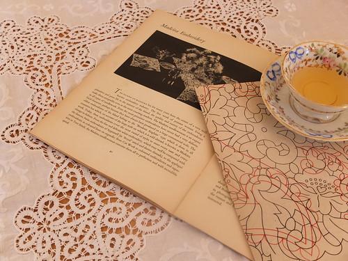 Bordado da Madeira - Madeira Embroidery